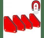 Набор магнитных угольников ТОРУС Smart&Solid MAG 610