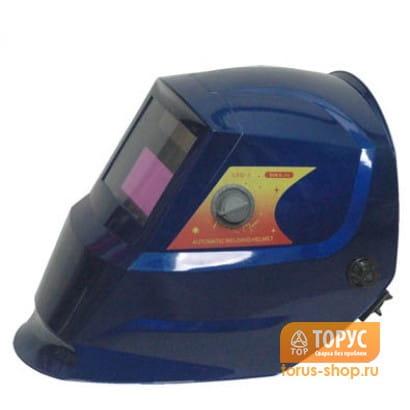 Маска для сварщика «хамелеон» ТОРУС Redbo LYG-5512