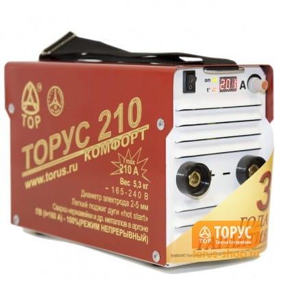 ТОРУС-210 КОМФОРТ  в фирменном магазине Торус